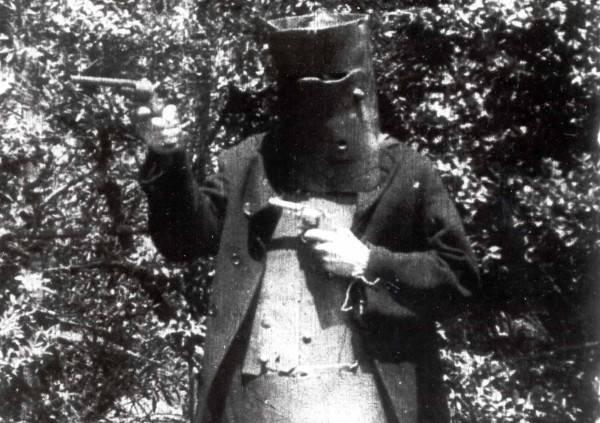 fotogramma del film di Ned Kelly