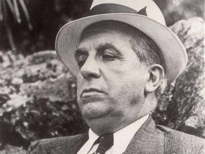 Charles Ponzi vecchio