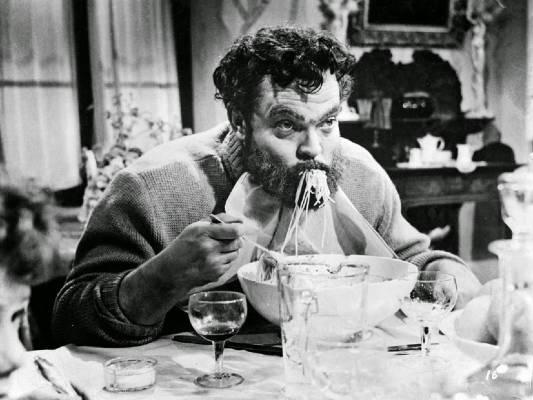 Welles spaghetti
