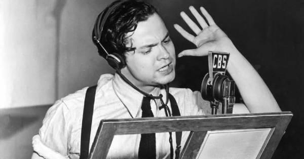 Welles radio