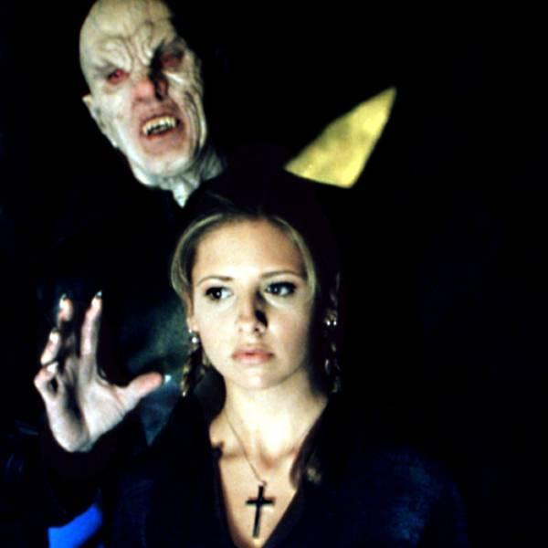 Buffy e un vampiro