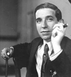 Charles Ponzi sognante