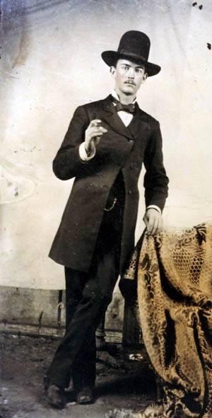 Jimmy Rolleri, l'uomo che ha sparato a Black Bart