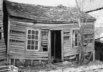casa di Black Bart