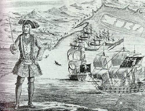 pirati famosi black bart