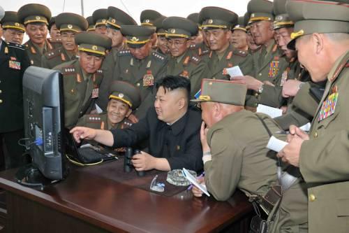 Kim Jong-Un hacker