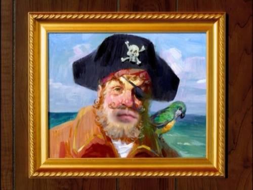 Pirati famosi Painty