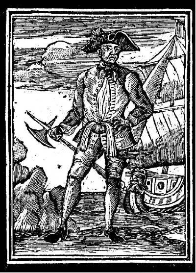 pirati famosi Horningold