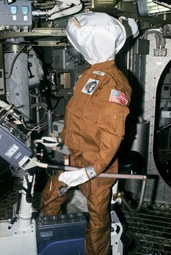 pupazzo astronauta