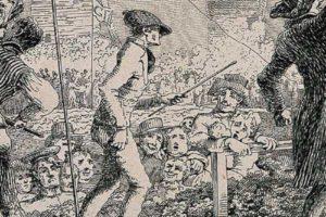 George Wilson: il camminatore criminale