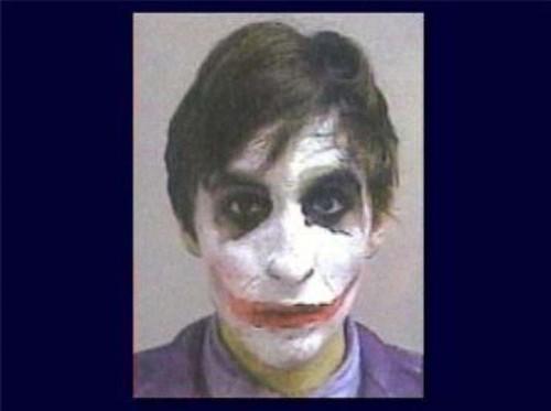 Joker ladro di poster
