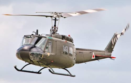 Elicottero Huey