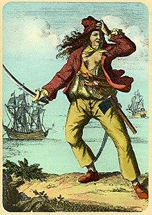 Mary Read, la piratessa