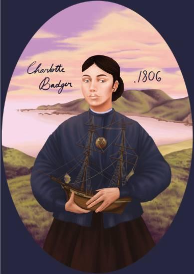 Charlotte Badger, la piratessa