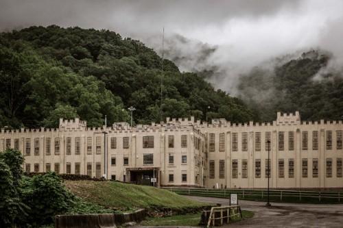 il carcere di Brushy Mountain