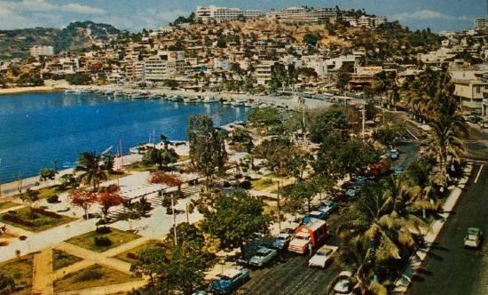 Acapulco negli anni '60