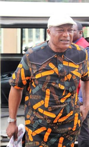 Emmanuel Nwude anziano