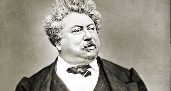 Artisti drogati: Alexandre Dumas