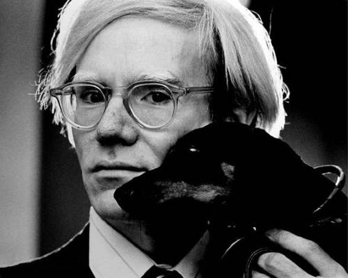 Artisti drogati: Andy Warhol