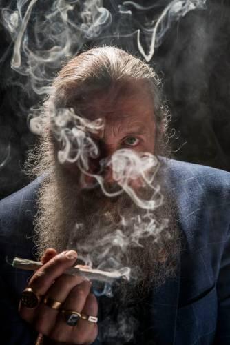 Artisti drogati: Alan Moore