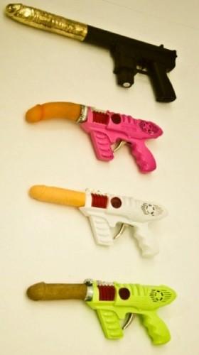 Pistole dildo