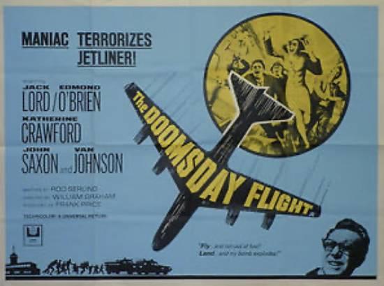 poster di Doomsday Flight