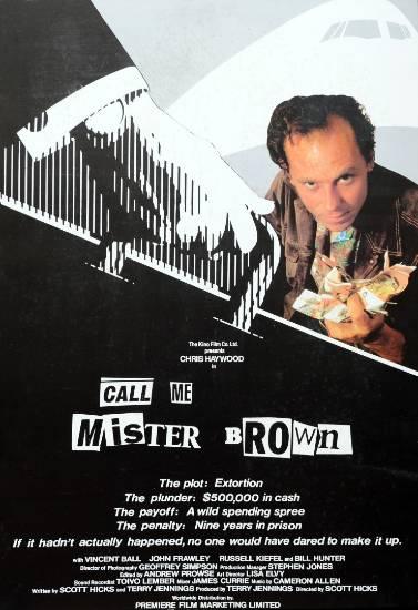 Poster di Call me mister Brown