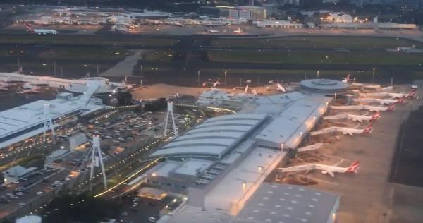 aeroporto di Sidney