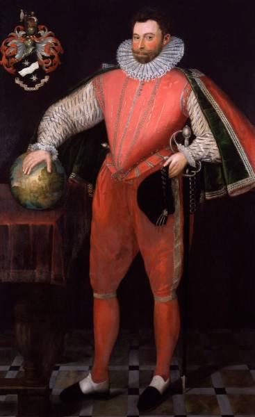 Francis Drake Ritratto