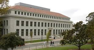 Bancrof Library, dove è esposta la placca di Francis Drake