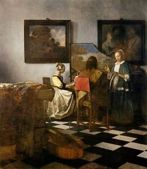 Il concerto di Vermeer