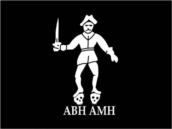 bandiera di Black Bart
