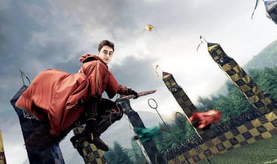 eventi fantasy una partita di quidditch