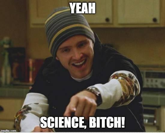 tabù science bitch