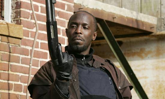 the wire - Omar